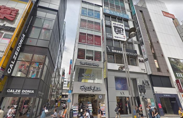 銀座カラー 新宿東口店