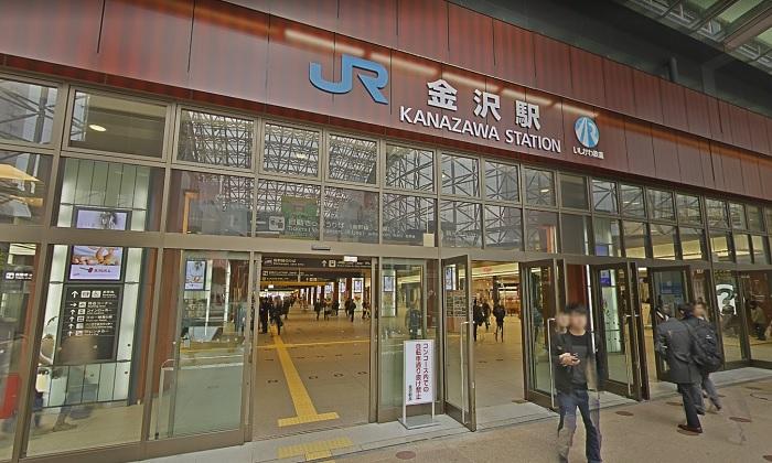 銀座カラー金沢駅前東店 行き方