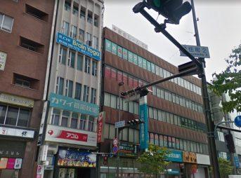 銀座カラー 名鉄岐阜駅前店 行き方