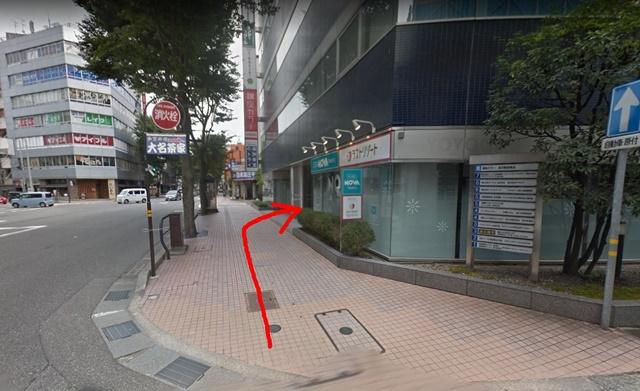銀座カラー金沢駅前東 カーニープレイス金沢第二