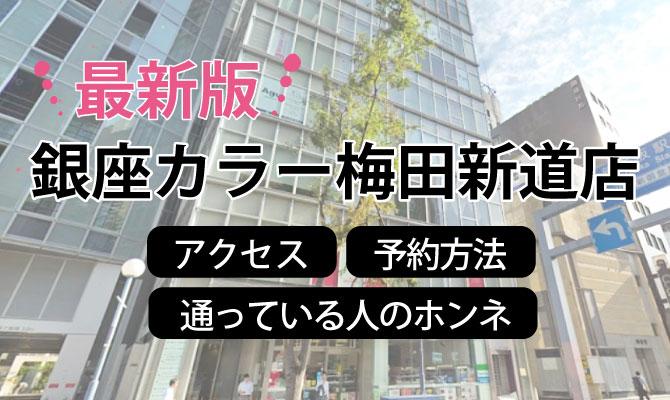 梅田新道店