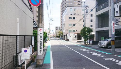 JR芦屋南自転車駐車場3
