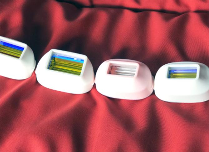 家庭用脱毛器は医療レーザーのように永久脱毛をすることはできません