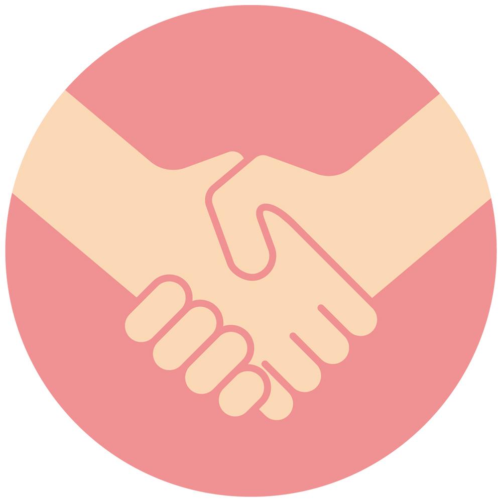 レイボーテグランでは家族や友達とシェアできる