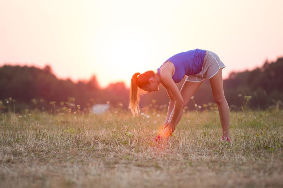 運動や入浴は控える、日差しが強い時は外に出ない