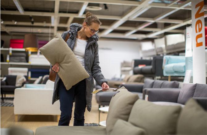量販店で買えるおすすめの安眠枕は?