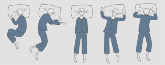 自然な寝姿勢をキープできる