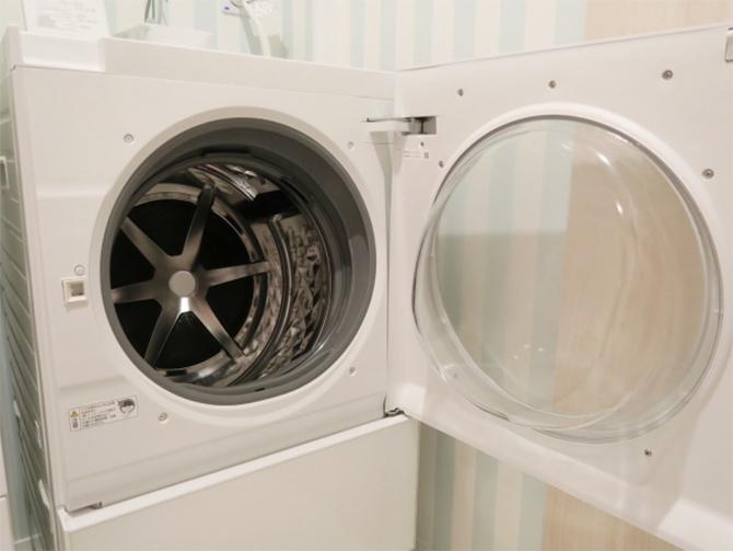 洗濯は不可