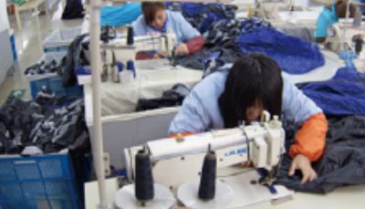 厳しい基準をクリアした縫製技術で基本性能と耐久性もバツグン