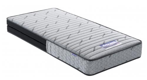 RH-FK-DLX(ハード)は、高密度連続スプリングとウレタンフォーム、パームパッドを使用しているマットレス