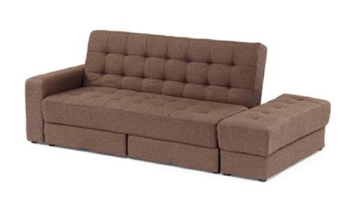 大塚家具 シエナは、ウレタンフォームとS字スプリングを使用したソファーベッド