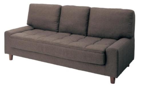 ベルメゾン 寝心地にこだわったソファーベッド