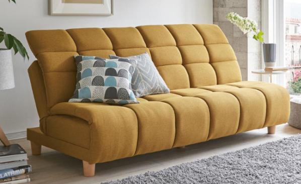 dinos 寝心地にこだわったハイバックソファーベッド