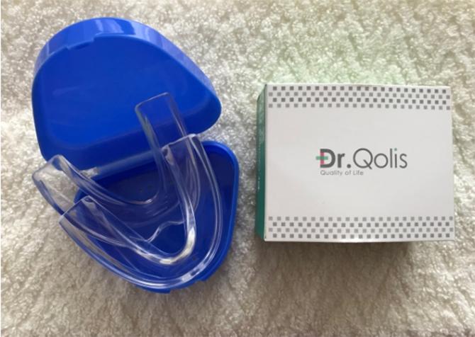 歯ぎしりマウスピースDr.Qolis(型取りタイプ)