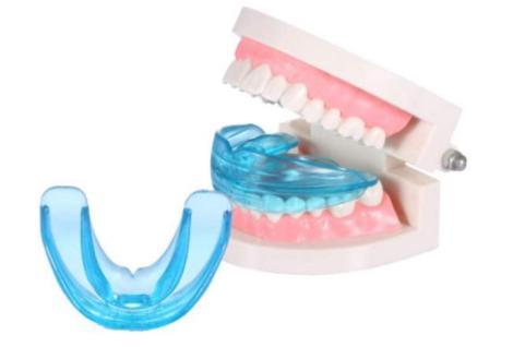 軽度の歯並びケアと歯ぎしり防止